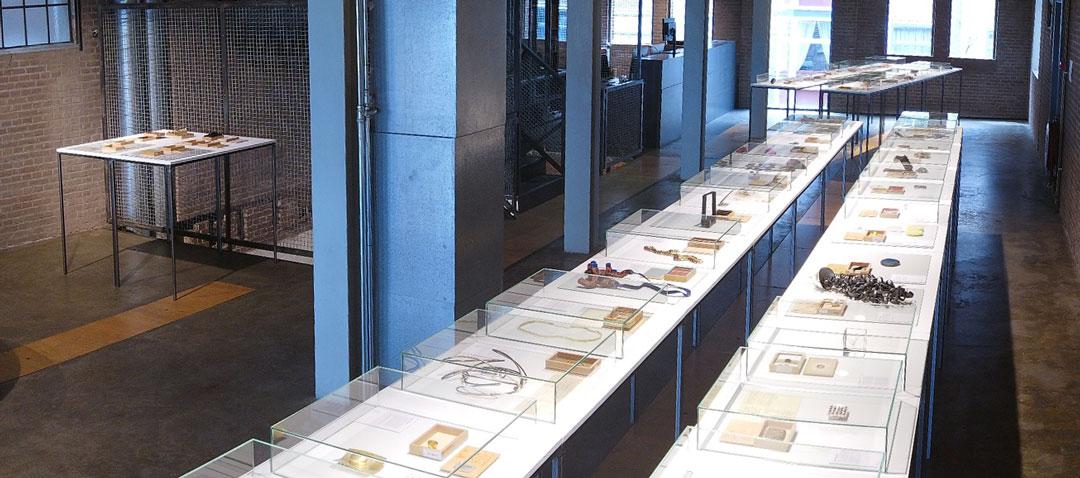 first floor - 40th anniversary exhibition - June 2019