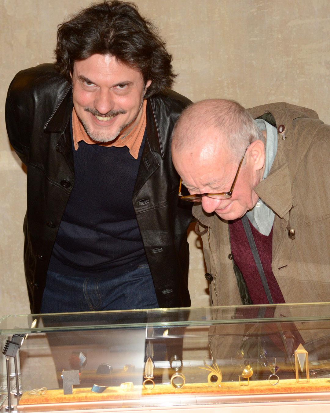 Stefano Marchetti and Francesco Pavan