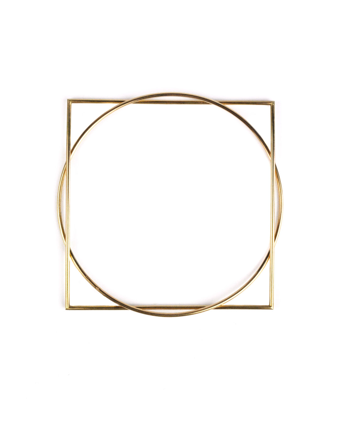 Herman Hermsen, untitled, 1985, brooch; 14ct gold, 67 x 65 x 3 mm, €1450