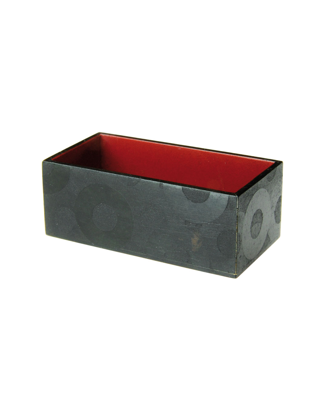 Tore Svensson, Box, 2009, brooch; etched and painted steel, 40 x 20 x 15 mm, €485