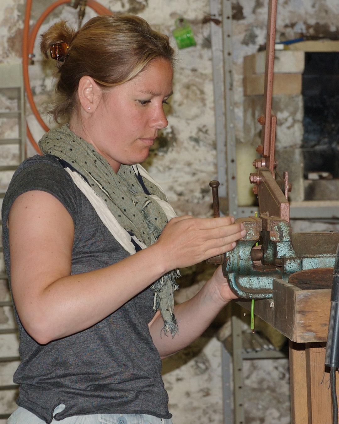 Ineke Heerkens at Ravary, 2011