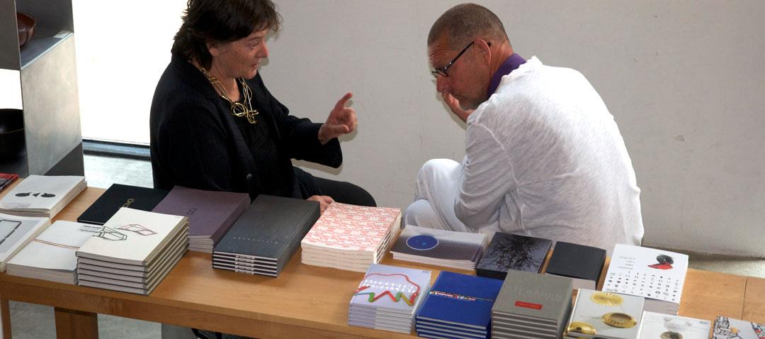 Marie-José van den Hout and Ruudt Peters, 2011