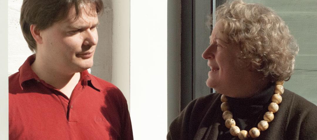 Michiel Heffels and Marjan Unger, 2008