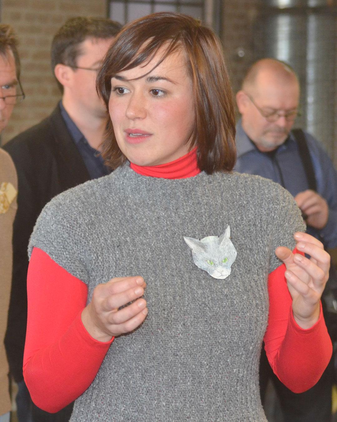 Tabea Reulecke, 2012