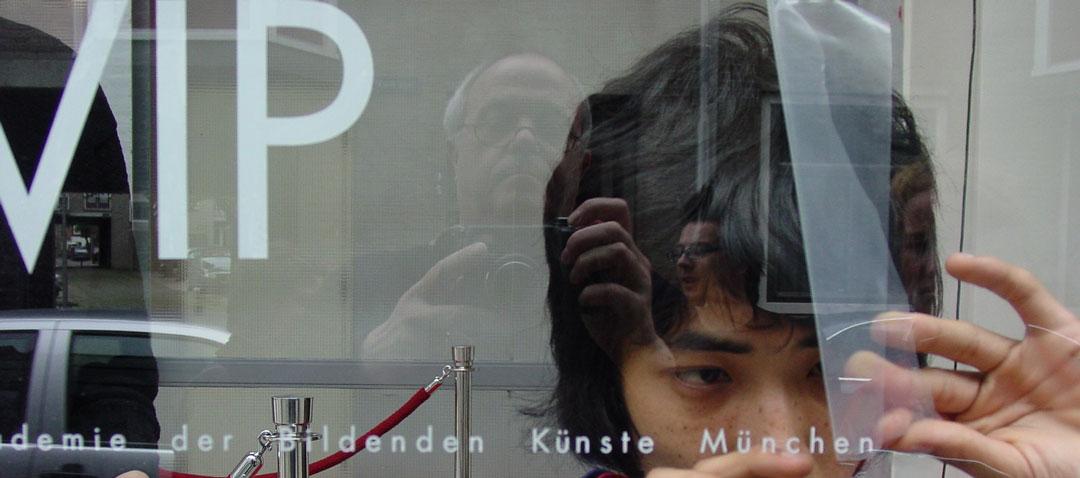 Tatort - 2004 - Klasse Otto Künzli - Akademie der Bildenden Künste München
