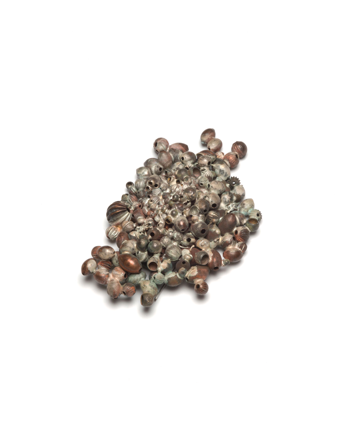 Winfried Krüger, untitled, 2014, brooch; nickel silver, brass, 90 x 50 mm, €1940