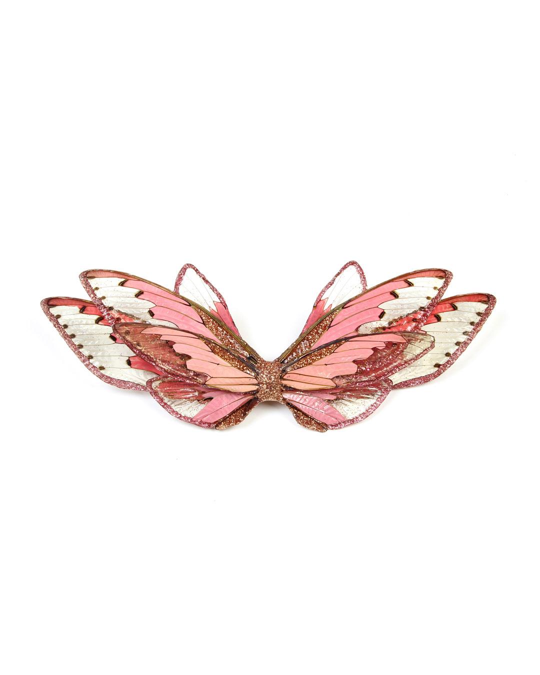Märta Mattsson, Wings, 2015, brooch; cicadas, resin, pigment, silver, 170 x 80 x 20 mm, €1940