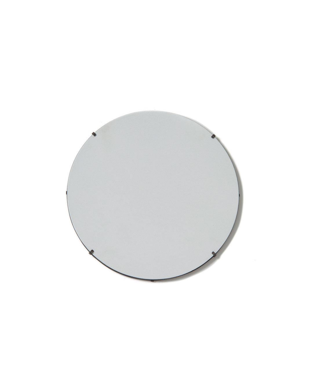 Florian Weichsberger, Warrior #6, 2016, brooch; steel, stainless steel, glass mirror, 120 x 120 x 7 mm, €1060